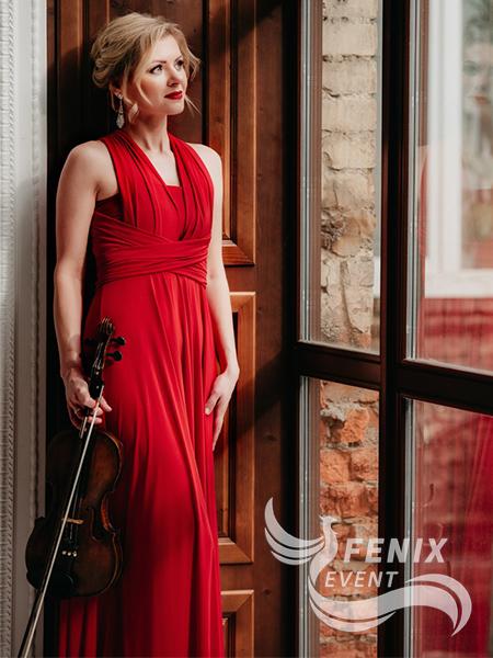 Заказать скрипача на праздник, день рождения, мероприятие Москва