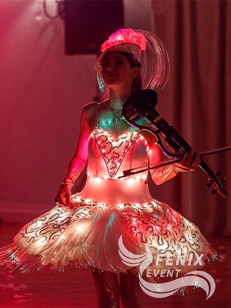 Скрипачка на праздник, свадьбу, корпоратив Москва