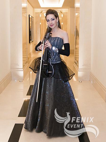 Скрипка на мероприятие Москва