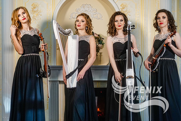 Лучший струнный коллектив на мероприятие в Москве
