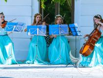 Лучшее скрипичное шоу на праздник, свадьбу, корпоратив Москва