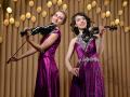 Скрипичный дуэт на праздник в Москве