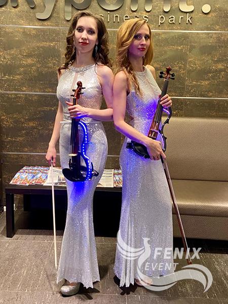 Лучший скрипичный дуэт недорого Москва