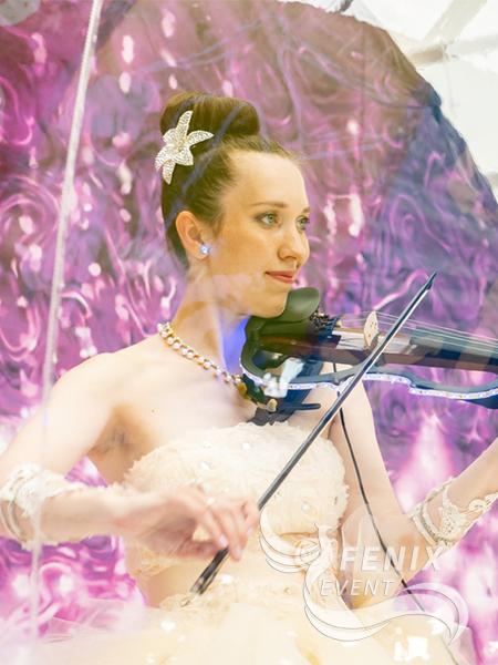 Скрипичный дуэт на праздник Москва