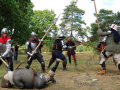 Заказать средневековый тимбилдинг недорого в Москве