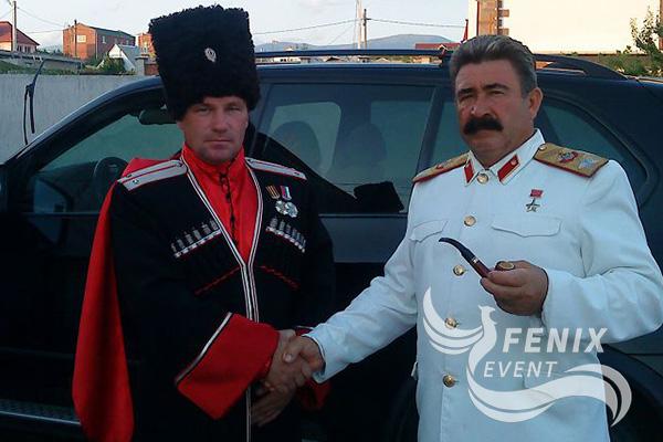 Двойник Сталина заказать Москва