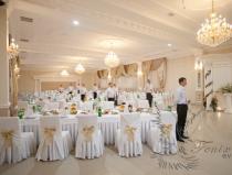 Свадебный банкет ресторан Москва