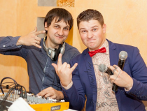 Ведущий на свадьбу, юбилей, корпоратив недорого в Москве