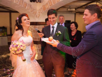 Ведущий на свадьбу,корпоратив недорого в Москве