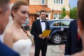 Лучший свадебный ведущий в Москве.
