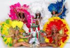 Латина и бразильские танцевальные шоу в Москве
