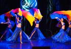 Восточное танцевальное шоу в Москве