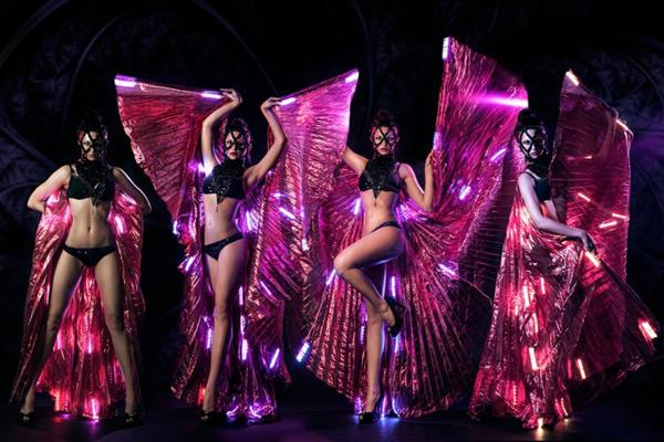 Популярные танцевальные коллективы