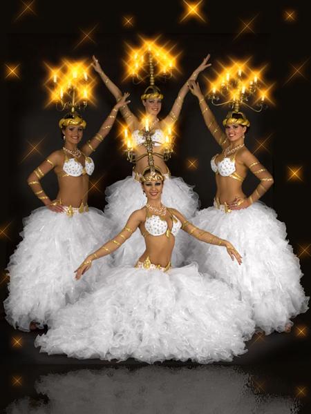Шоу балет на праздник