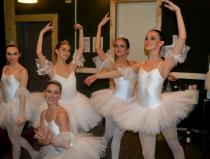 Профессиональные балерины на Вашем празднике