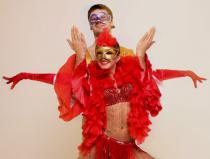Профессиональные танцоры на праздник