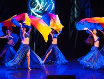 Зажигательные танцевальные коллективы
