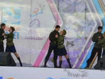 Танцевальный коллектив с военной программой - №2 в Москве заказать недорого