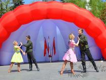 Танцевальный коллектив с военной программой - №2 в Москве заказать