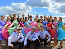 Танцевальный коллектив с военной программой - №2заказать недорого в Москве