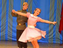 Заказать недорого танцевальный коллектив с военной программой - №2 в Москве