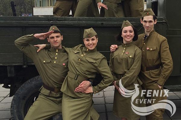 Танцевальный коллектив на праздник, мероприятие Москва