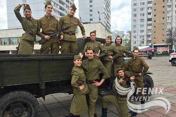 Заказать танцевальный коллектив на праздник Москва