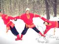 Танцоры на масленицу Москва