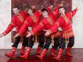 Танцоры на масленицу в Москве