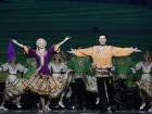 Московский театр танца Гжель на Фестивале в честь празднования 70-летия Победы во Второй мировой войне