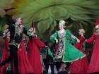 Московский театр танца Гжель на российско-китайском Фестивале в ГЦКЗ Россия