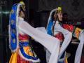 Тибетский танец на праздник Москва
