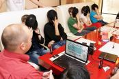 Заказать тимбилдинг в офисе игра «Мафия» недорого в Москве