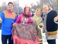 Тимбилдинг в русском стиле заказать недорого в Москве