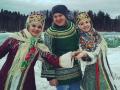 ЗаказатьТимбилдинг в русском стиле недорого в Москве