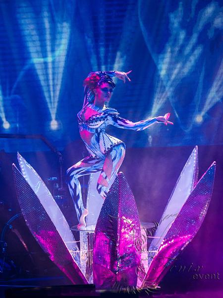 Акробатическое шоу на праздник в Москве