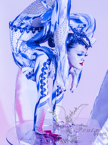 Заказать цирковое акробатическое шоу на праздник в Москве