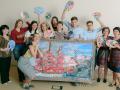 Акварельная живопись мастер-класс для сотрудников