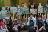 Акварельная живопись мастер-класс