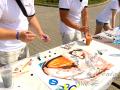 Корпоративный мастер-класс по живописи маслом
