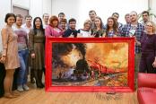 Творческий тимбилдинг в офисе заказать недорого в Москве.