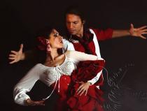 Организовать испанскую вечеринку фламенко шоу Москва