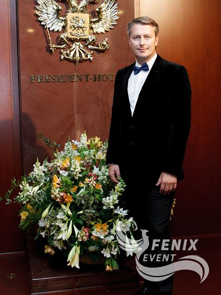 Лучший ведущий на праздник, корпоратив Москва