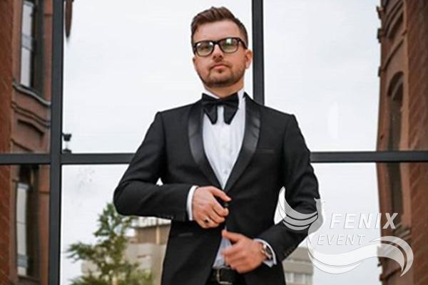 Харизматичный ведущий на праздник Москва