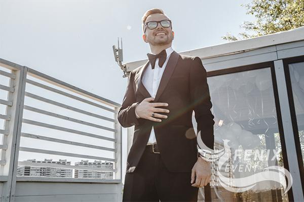 Яркий ведущий на праздник, свадьбу, корпоратив Москва