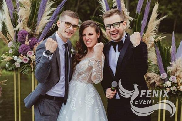 Заказать ведущего на свадьбу Москва недорого