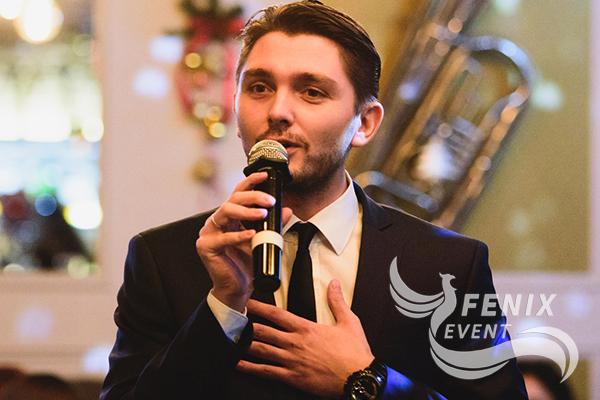 Ведущий на юбилей в Москве