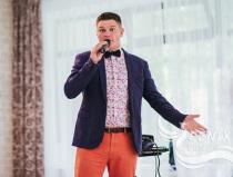 Ведущий на праздник, свадьбу, корпоратив Москва