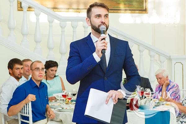 Заказать ведущего на праздник Москва