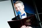Креативный ведущий в Москве - Дмитрий. Церемония награждения почётных граждан стран Таможенного союза 13.12.2015.